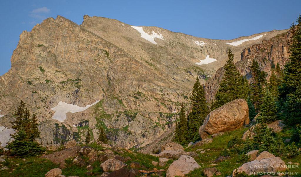 Shoshoni Peak | Brainard Lake Recreation Area