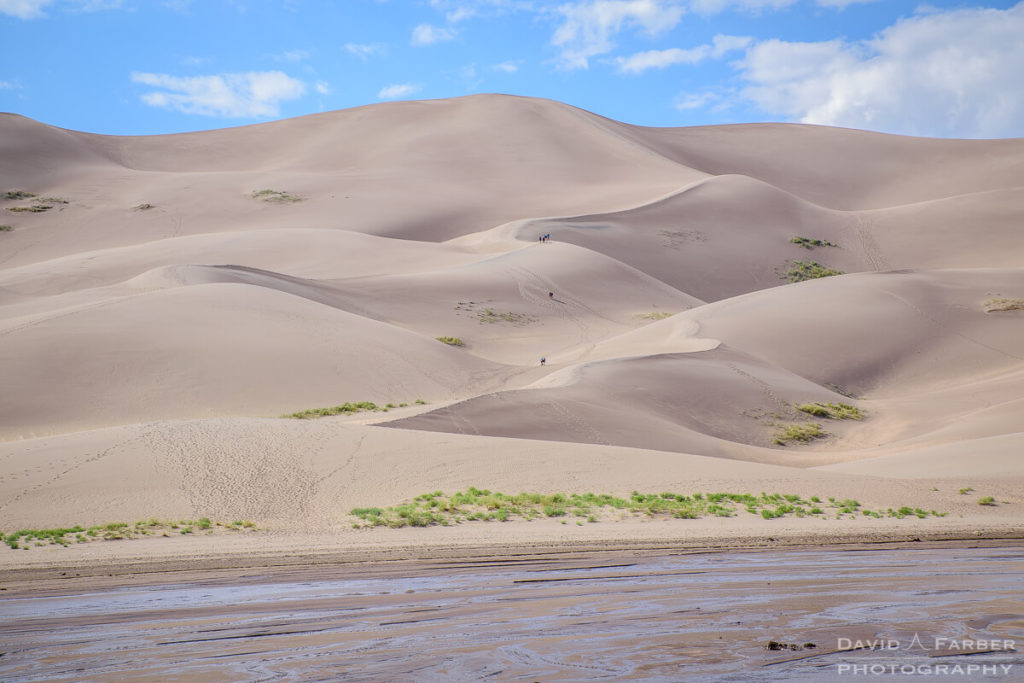Crossing Medano Creek | Great Sand Dunes National Park