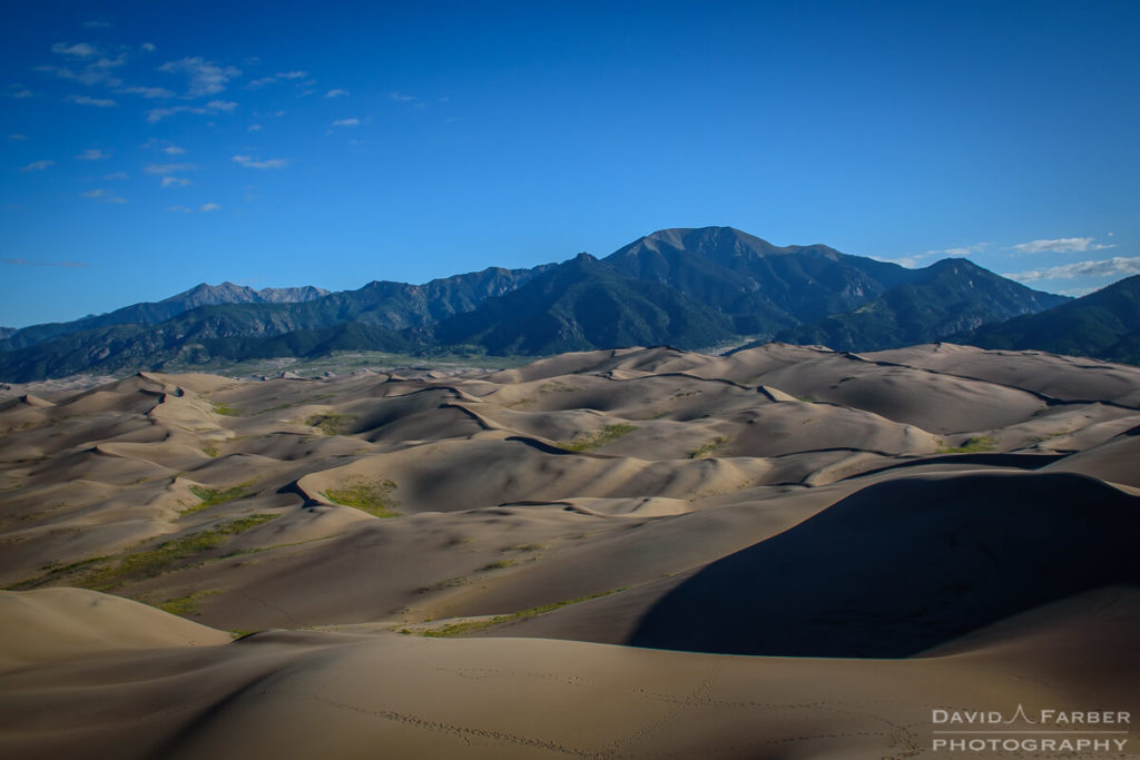 Mount Herard in the distance | Great Sand Dunes National Park