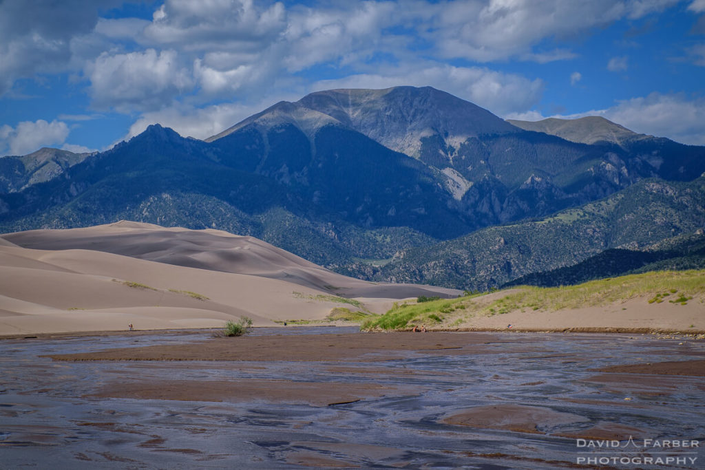 Medano Creek | Great Sand Dunes National Park
