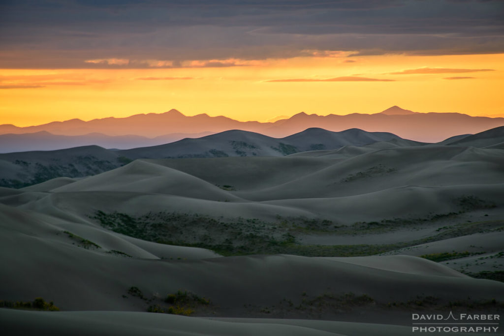 Sunset | Great Sand Dunes National Park