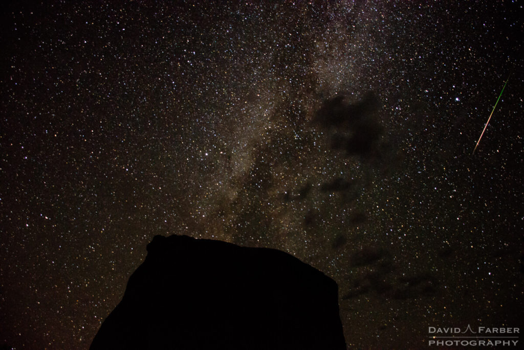 Milky Way at Chesler Park | Canyonlands National Park