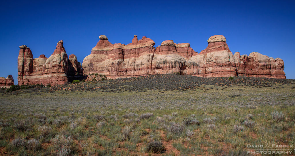 Outskirts of Chesler Park | Canyonlands National Park