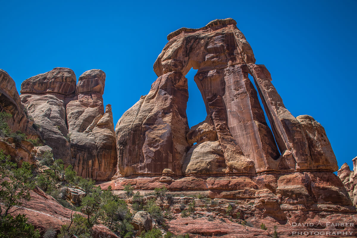 Druid Arch | Canyonlands National Park
