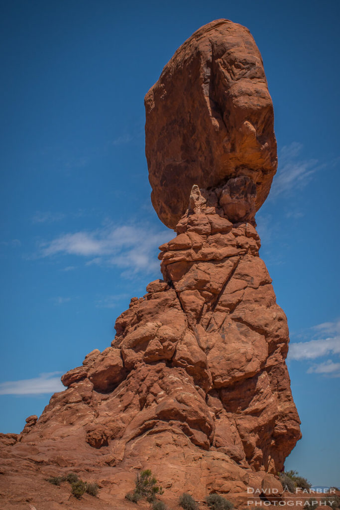 Balanced Rock | Arches National Park